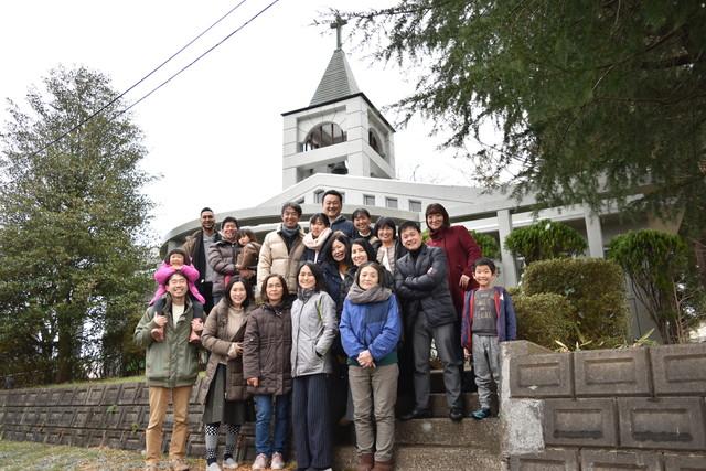杜の都仙台キリストの教会